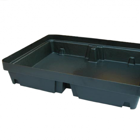 Kunststof spill tray zonder rooster - Protecta Solutions