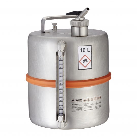 Veiligheidswet in roestvrij staal - Protecta Solutions