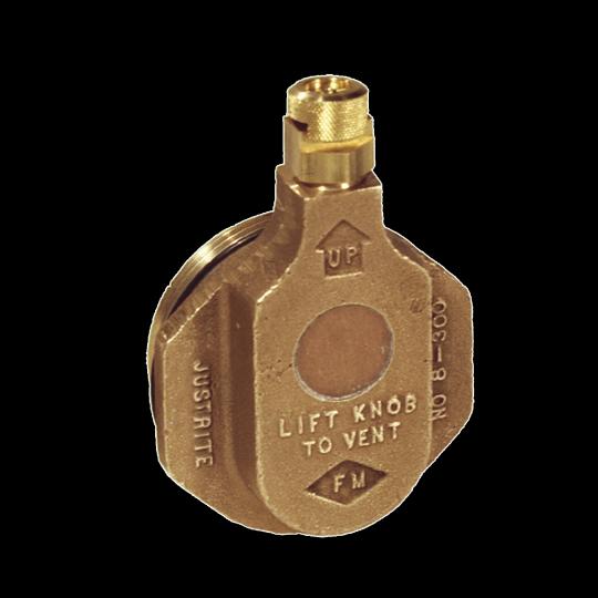Ontluchtingsventiel voor vaten - Protecta Solutions
