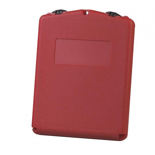 Documentenhouder voor instructiekaart - Protecta Solutions