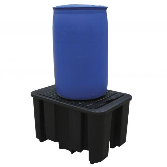 Kunststof opvangbakken voor vaten - Protecta Solutions