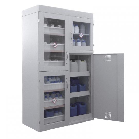 Multirisk chemicaliënkast - Protecta Solutions