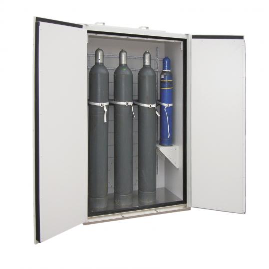 Veiligheidskasten voor gasflessen - Protecta Solutions