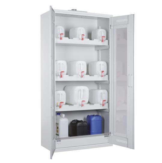 Chemicaliënkast voor jerrycans - Protecta Solutions