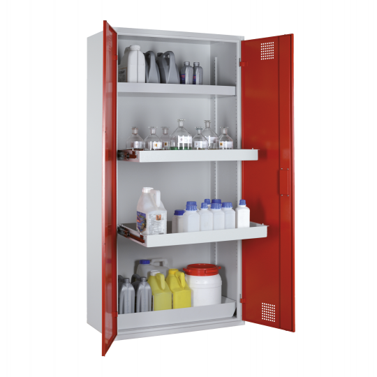 Chemicaliënkasten - Protecta Solutions