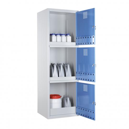 Chemie combinatiekast - Protecta Solutions