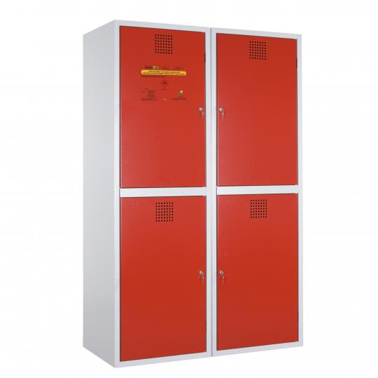 Combinatie-chemicaliënkast - Protecta Solutions