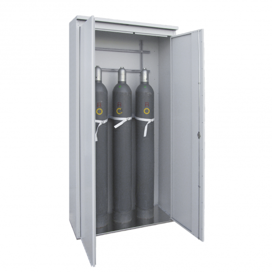 Gasflessengevelkasten - Protecta Solutions