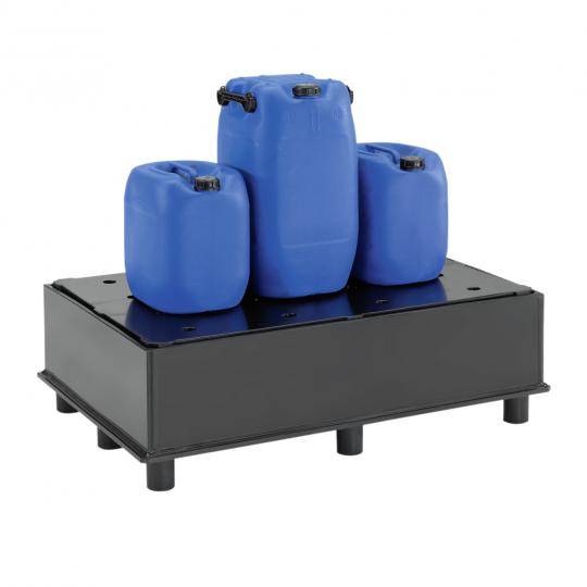 HDPE lekbakken - Protecta Solutions