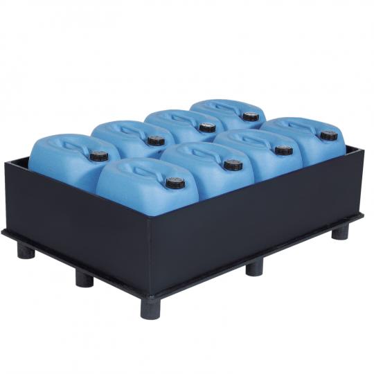 HDPE kunststof opvangbakken - Protecta Solutions