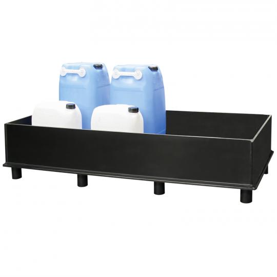 HDPE opvangbakken - Protecta Solutions