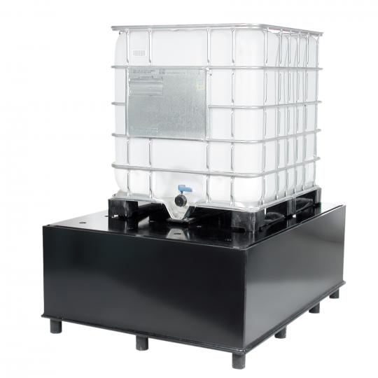 Kunststof HDPE IBC opvangbak - Protecta Solutions