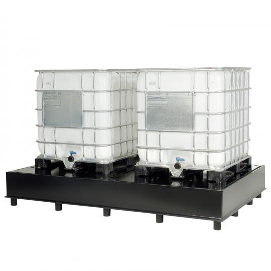 HDPE IBC opvangbakken - Protecta Solutions