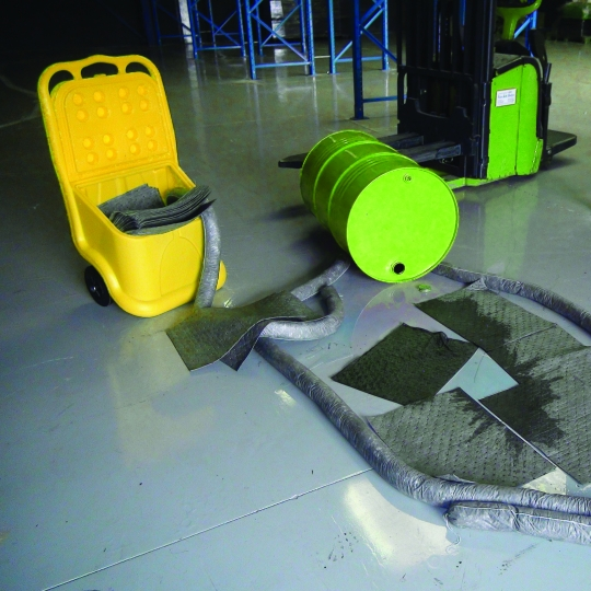 Mobiele spill kits - Protecta Solutions