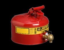Veiligheidskannen met tapkraan - Protecta Solutions