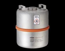 Veiligheidsafvalvaten in roestvrij staal - Protecta Solutions
