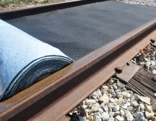 ADSORBIX enkel-olie trackmat - Protecta Solutions