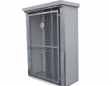 Brandwerende gasflessencontainer - Protecta Solutions
