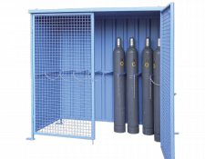Gasflessencontainers - Protecta Solutions