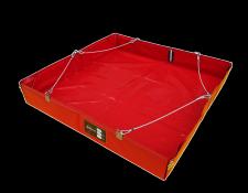 Opvouwbare opvangbakken - Protecta Solutions