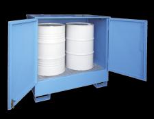 Stalen opslagstations voor vaten - Protecta Solutions