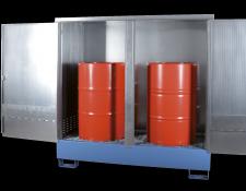 Stalen vatenkast - Protecta Solutions