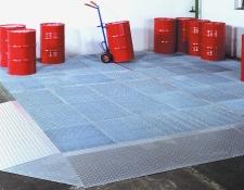 Stalen werkvloerdelen - Protecta Solutions