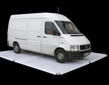 Stalen vloerbescherming - Protecta Solutions