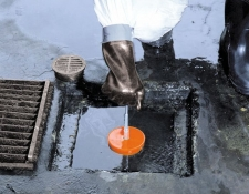 Rioolafsluiter drain plug - Protecta Solutions