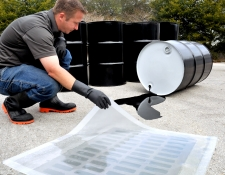 Transparante rioolmatten - Protecta Solutions